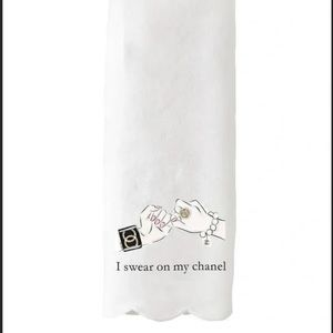 NWT Quotable Dish Towel